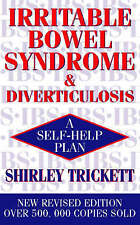 Irritable Bowel Syndrome and Diverticulosis: A Self-help Plan,GOOD Book
