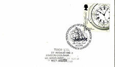 16 FEBRUARY 1993 MARINE TIMEKEEPERS FIRST DAY COVER THE CUTTY SARK LONDON SE SHS