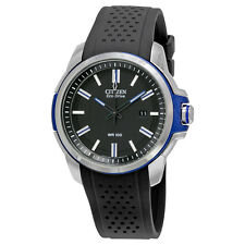 Citizen AR Eco-Drive Black Dial Mens Watch AW1151-04E