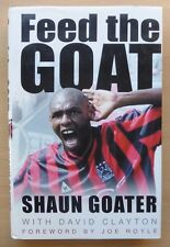 Shaun Goater Feed The Goat Autobiography Rotherham Man City Bristol City (9475)