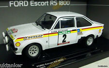 Sun Star 4455 B Waldegards Ford Escort RS 1800,1977 2nd Rallye de Portugal 1:18
