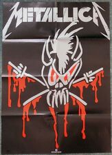★★METALLICA★★ONE / LIVE SHIT - POSTER 59,5 x 81 CM★★BOX4