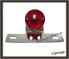 [LG216] KAWASAKI MT1 KV50 MC1 KV75 KV100 KM100 KH100 KH125 TAIL LAMP 6V [A1-R]