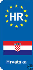 2 Stickers Europe Hrvatska HR