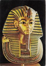 BF18794 the golden mask of  tut ankh amoun  egypt front/back image