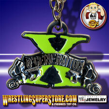 WWE D Generation X Anytime Pendant