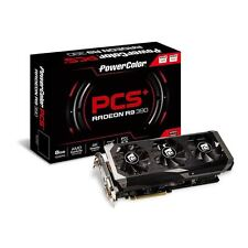 PowerColor AMD Radeon™ PCS+ R9 390 8GB GDDR5 Graphics Card