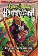Goosebumps HorrorLand #19: The Horror At Chiller House, R.L. Stine, Good Book