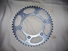 SUNSTAR 49 T SPROCKET HONDA CR125 CR250 CR500 CRF250 CRF450 1984-2012 CHAINWHEEL