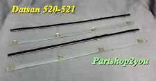 DATSUN 520-521 TRUCK PICKUP 1300  DOOR BELT WEATHERSTRIP SET Model Have Qurtar