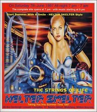 HELTER SKELTER - THE STRINGS OF LIFE (DRUM N BASS CD'S) 7TH JUNE 1997