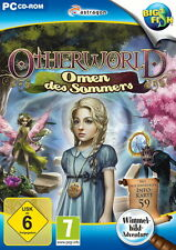 Otherworld * presagios del verano * hormiguero-juego PC CD-ROM