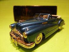 BROOKLIN MODELS BRK 45 BUICK ROADMASTER CONVERTIBLE - 1948 - 1:43 - NMIB