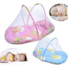 Mosquito Infant Baby Insect Cradle Bed Net Netting Canopy Cushion Mattress