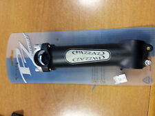 """Pazzaz Road / ATB Stem Fit1-1/8"""" Fork 130mm Reach CF Centre Alloy Ends NEW"""