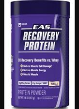 EAS Recovery Protein Vanilla 1.8lb + Free Shipping Expiry 2/2017