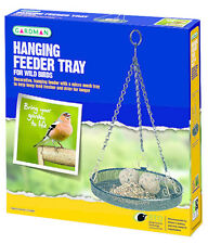 GARDMAN HANGING WILD BIRD FEEDING TRAY GARDEN HANGING FEEDER TRAY A01017
