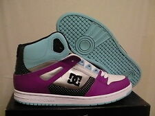 Women's dc skate shoes rebound hi size 10 us new with box