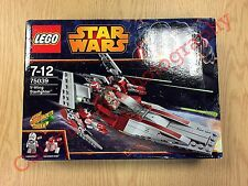 LEGO 75039 Star Wars V-wing Starfighter from 2014 | New, factory-sealed & great
