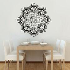 Wandtattoo Buddha Buddhismus Mandala Schriftzeichen Blume Wand Stickers Dekor