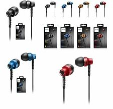 SHE9100 3.5mm Jack Handsfree Headset Earphones Headphone With Mic For Philips