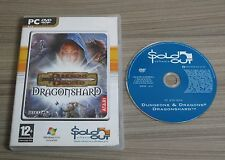 Dungeons & and Dragons: Dragonshard - PC-CD Rom Game