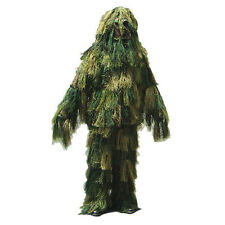 NEW CONDOR Ghillie Suit 3 Piece Set Camouflage Woodland Color GSXL- XL-XXL