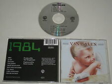 VAN HALEN/1984(WARNER/7599-23985-2)CD ALBUM