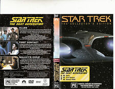 Star Trek:The Next  Generation:TNG 30-1987/94- TV Series USA-3 Episodes-DVD