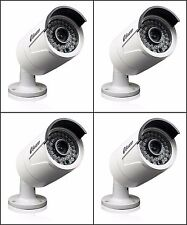 New 4-Pack Swann SRNHD-815WB4-US ,  NHD-815 - 3MP Super HD Security Camera