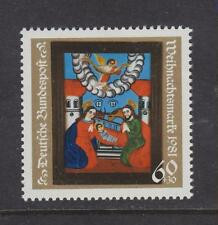 WEST GERMANY MNH STAMP DEUTSCHE BUNDESPOST 1981 CHRISTMAS NATIVITY SG 1977