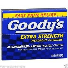 Goody's Extra Strength Headache Powders, 50ct (042037103668/477/TY)
