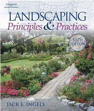 Landscaping: Principles and Practice