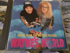 Wayne`s World (Queen, Cinderella, Alice Cooper)       Soundtrack CD Album