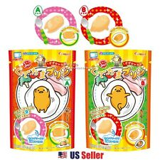Popin Cookin DIY Japanese Snack Gudetama Lazy Egg Pudding Jelly Kit (Random)