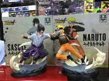 Naruto Sasuke VS  Naruto ultimate storm  model statue Ratio: 1/6 Height: 23CM