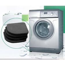 4pcs Washing Machine Shockproof Pads Anti Vibration Feet Tailorable Adjustment