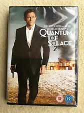 Quantum of Solace (DVD, 2009); BRAND NEW, FACTORY SEALED