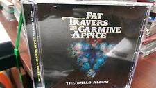 Pat Travers/Carmine Appice The  Balls Album CD Rock Me Hey You Keep on Rockin