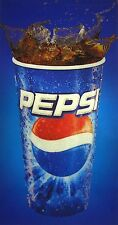 Pepsi Cup Transparency Artwork / Vending - Advertising Sign - Pub - Bar Light