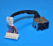HP G60 Compaq Presario CQ60 CQ60-615DX Laptop DC Power Jack w/ Cable