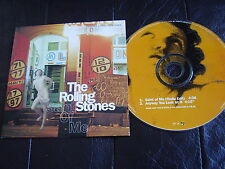 THE ROLLING STONES Saint Of Me VIRGIN BENELUX 1998 2-TRACK CARD SLEEVE VG+/EX