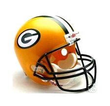 GREEN BAY PACKERS NFL RIDDELL DELUXE REPLICA FULL SIZE FOOTBALL HELMET
