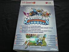 Skylanders Battlegrounds LG Smart Tv Starter Pack con portal y 3 Figuras-Nuevo