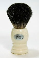 Hans BAIER rasierpinsel tetto capelli shaving brush badger 20 mm Germany