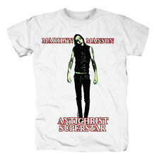 Marilyn Manson-anti-chrétiens superstar-t-shirt-taille size L-NEUF