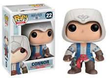 "ASSASSINS CREED III CONNOR 3.75"" POP VINYL FIGURE FUNKO BRAND NEW"