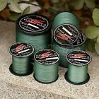Spectra Moss Green 100-1000M Strong Dyneema Extreme PE Braided Sea Fishing Line