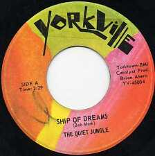 "QUIET JUNGLE ""SHIP OF DREAMS"" CN MONSTER GARAGE 1967"