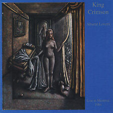 Absent Lovers: Live in Montreal 1984 by King Crimson (CD, Sep-2007, 2 Discs,...